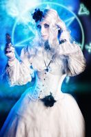 White Gothic by elenasamko