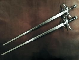 Bolognese Sidesword (5) by Danelli-Armouries