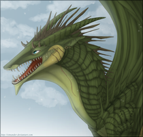 Deep Lines by Syvaender