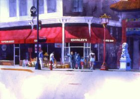 Quanley's-Chinatown by Arkinman