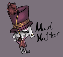 The Maddest of Hatters by ChapperIce