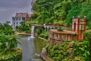 Monte Palace Tropical Garden by CitizenFresh