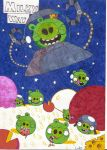 Angry Birds Space Planet: Milky Way by LvKO-King