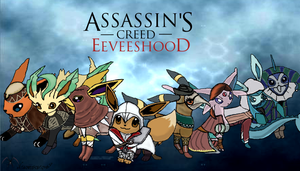 Assassins Creed Eeveeshood :3 by NecromancerX69