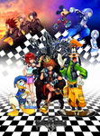 Kingdom Hearts HD 1.5 ReMIX is coming for USA! by Legend-tony980