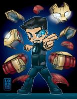I Got You First by lordmesa
