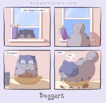 boggart - 28 by Apofiss