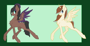 Pony Adoptables 1 Point by banditandshastagal