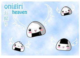 onigiri wallpaper 2 by luzhikaru