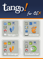 Tango for OS X by Sekkyumu
