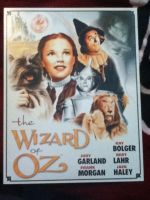 The Wizard Of OZ-Metal Poster by BrandiSwick227