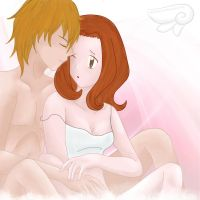 Takeru and Mimi 02.1 by DollMarionette