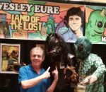 Wesley Eure, Me and a Sleestak by hyperjet