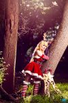 Sleigh Belle Katarina- League of Legends by Larina-Satome
