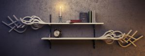 Simple shelf by Brazowy
