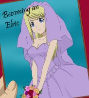 Becoming an Elric by butterflyYumi
