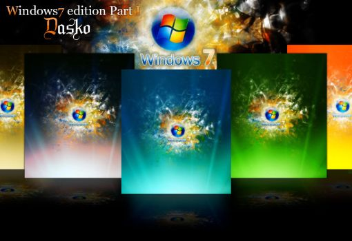 Wallpapers Windows7 EP1 By by Dasko477