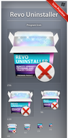 Icon Revo Uninstaller by ncrow