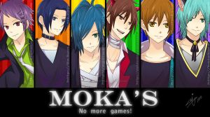 MOKA'S Group by SweetTemptation666