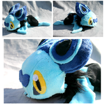 Shiny Noibat Beanie by FollyLolly