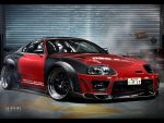 Toyota Supra UPDATE 2.0 by tuninger