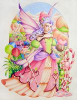 Sugar Plum Fairy by kimchikawaii