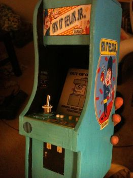 Fix it Felix Jr. Cabinet by Grim-Tales