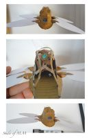 Flapter Papercraft by studioofmm