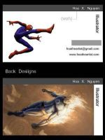 Business Card by Hoabert