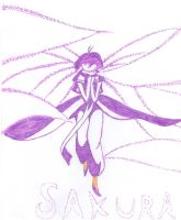 Sakura with Wings by AccessThyme