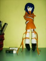 Agito plushie OuO by B-TURKS