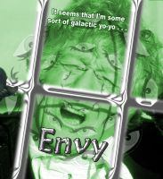 Doctor's Sins - Envy by DragonScholar