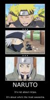 Naruto demotivational by CaptainShorty