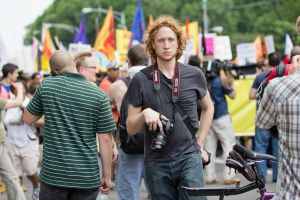 Gingers in Protest by Voltaireon