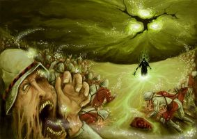 Stream of Pestilence by ouzeland