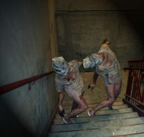 Nurses of Silent Hill by CLeigh-Cosplay