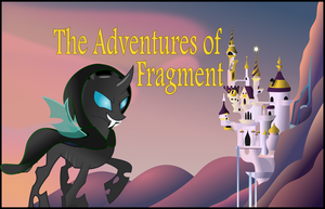the adventures of fragment cover by matty4z