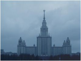 The Moscow State University by Angelov-net