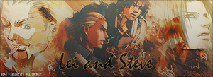 ..Lei and Steve Signature..(Request) by DadoOoSweeT