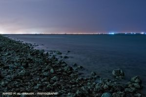 Jubail Sea by amai911