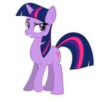 Twilight Sparkle by Hopskocz