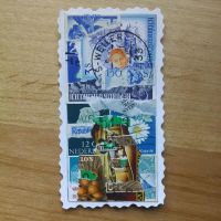 Postage Collage by Autnott