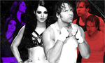 Paige x Dean Ambrose Tumblr Header by JeriKane