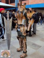 Barroth  Armor - Monster Hunter TRI by projectDB