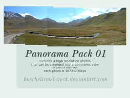Panorama Pack 1 by kuschelirmel-stock