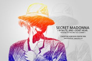 Secret Madonna by dehog