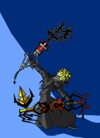 Roxas's Heartless by CYBERSLADE666