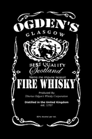 Ogden's Fire Whisky by hewtab