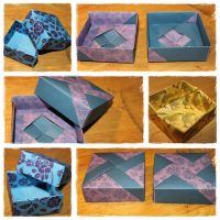 Origami-boxes by Almath3a
