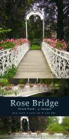 Rose Bridge - Stock Pack by kuschelirmel-stock